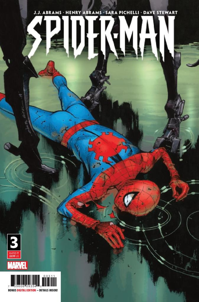 Spider-Man #3 (of 5)