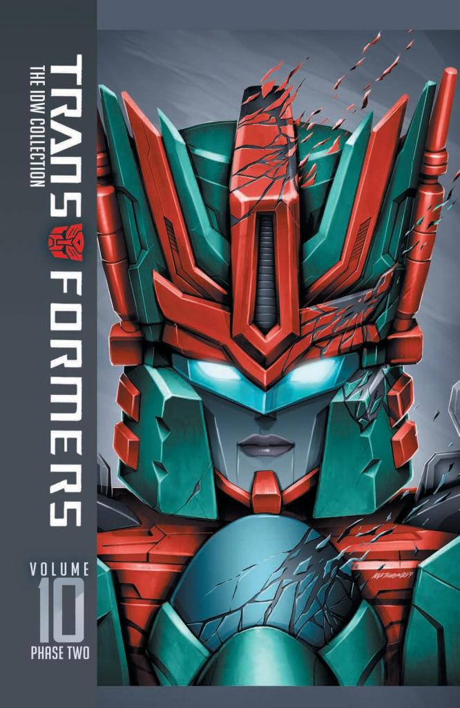 Transformers: The IDW Collection Phase 2 Vol. 10