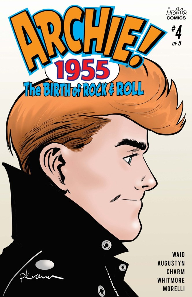 ARCHIE 1955 #4 (OF 5)