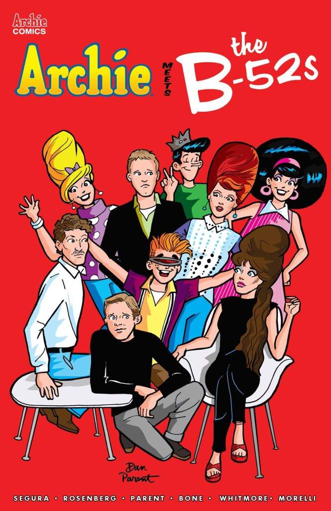ARCHIE MEETS THE B-52s (One-Shot)