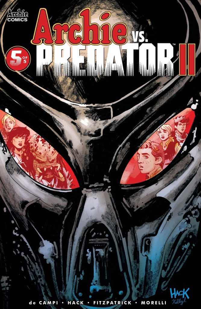 ARCHIE VS PREDATOR 2 #5 (OF 5)