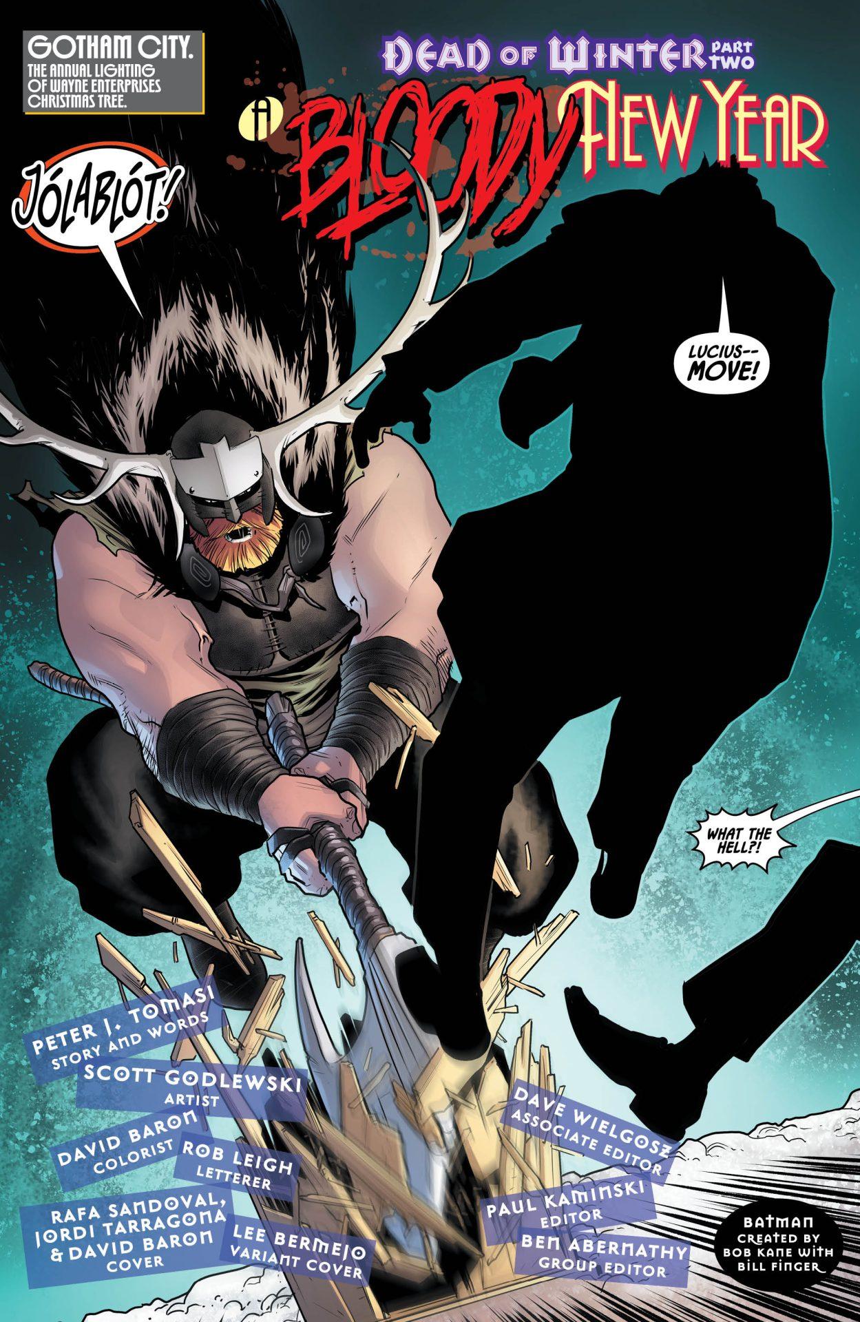 Preview: Detective Comics #1019