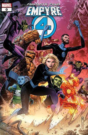 Empyre: Fantastic Four