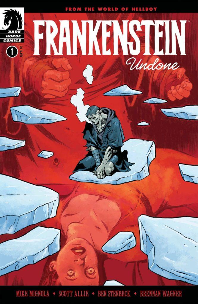 Frankenstein Undone #1 (of 5)