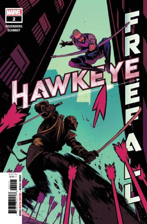 Hawkeye Freefall #2
