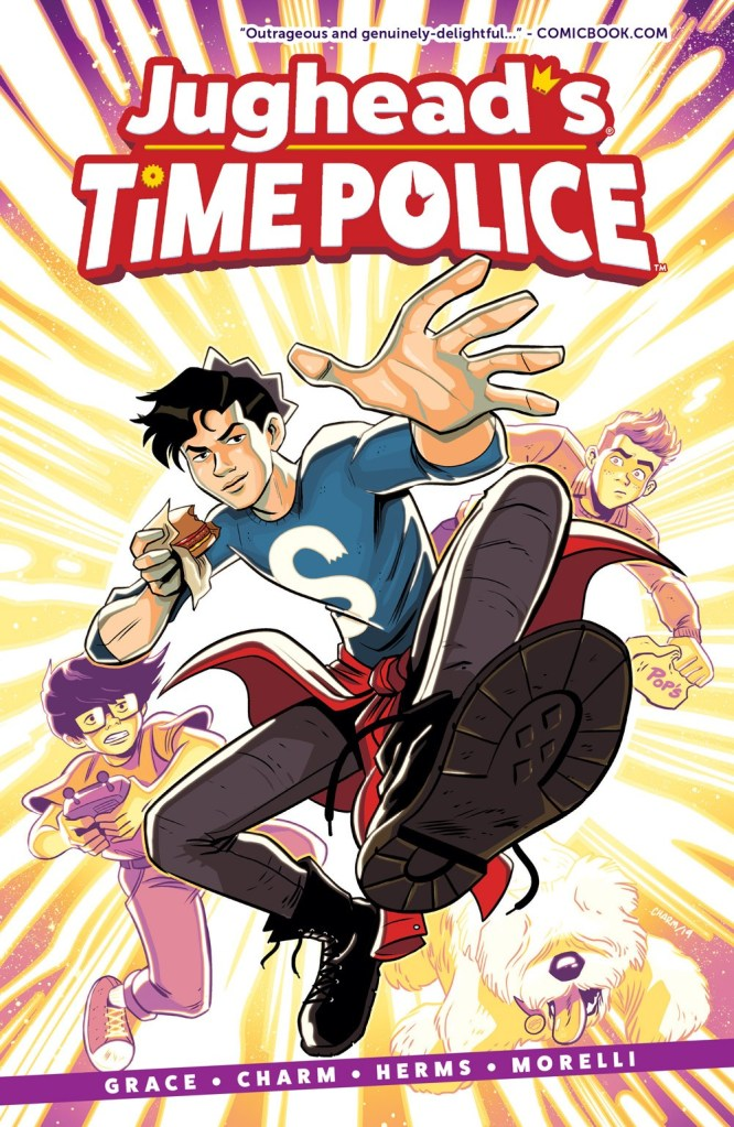 JUGHEAD'S TIME POLICE (TP)