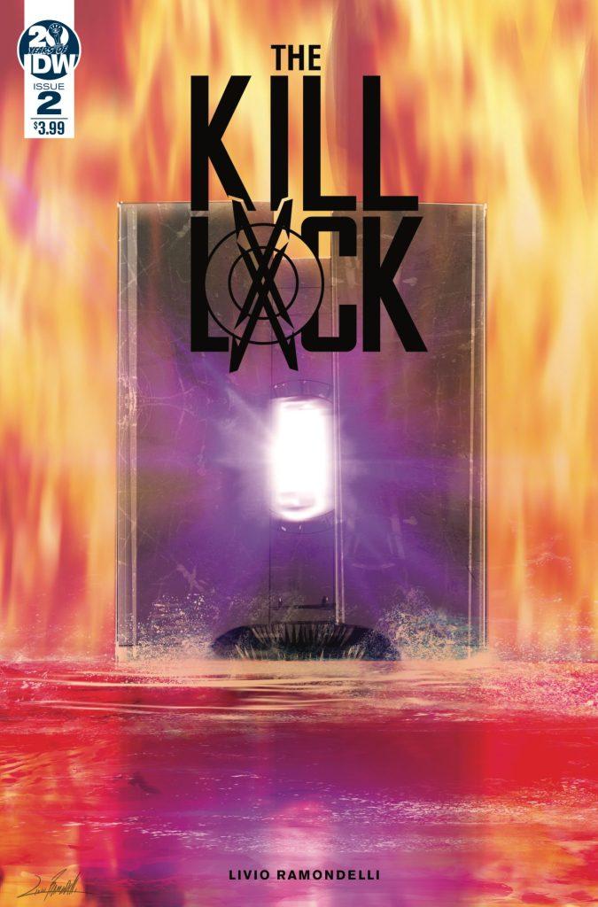 Kill Lock #2 (of 6)