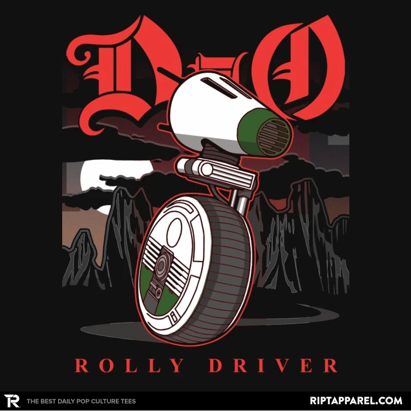 Rolly Driver