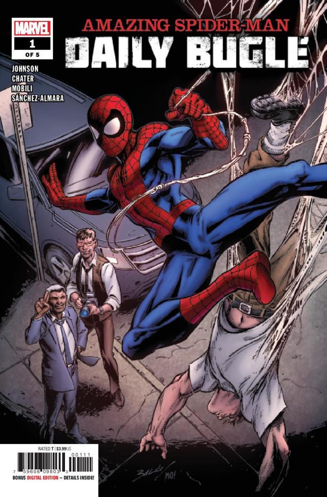 Amazing Spider-Man: Daily Bugle #1