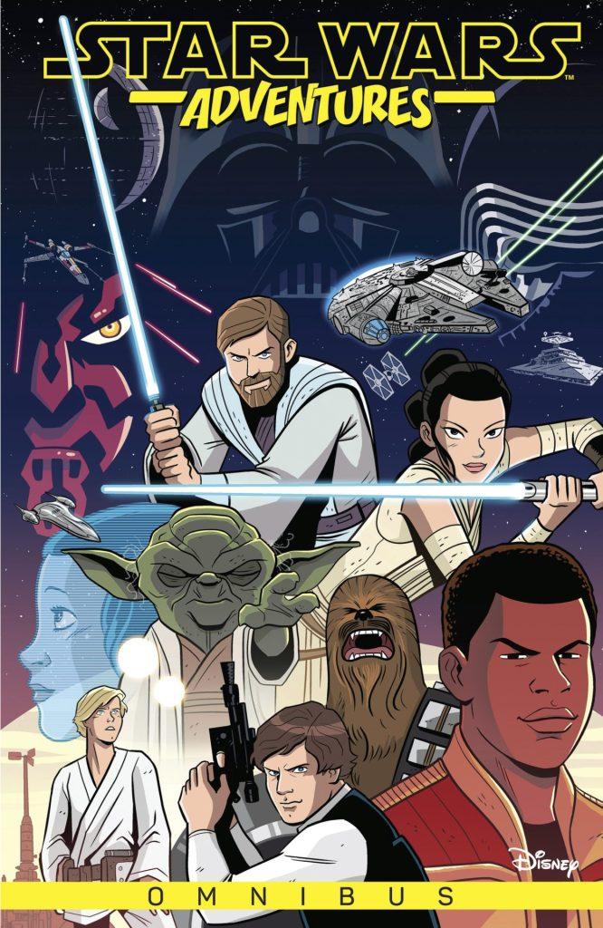 Star Wars Adventures Omnibus Vol. 1