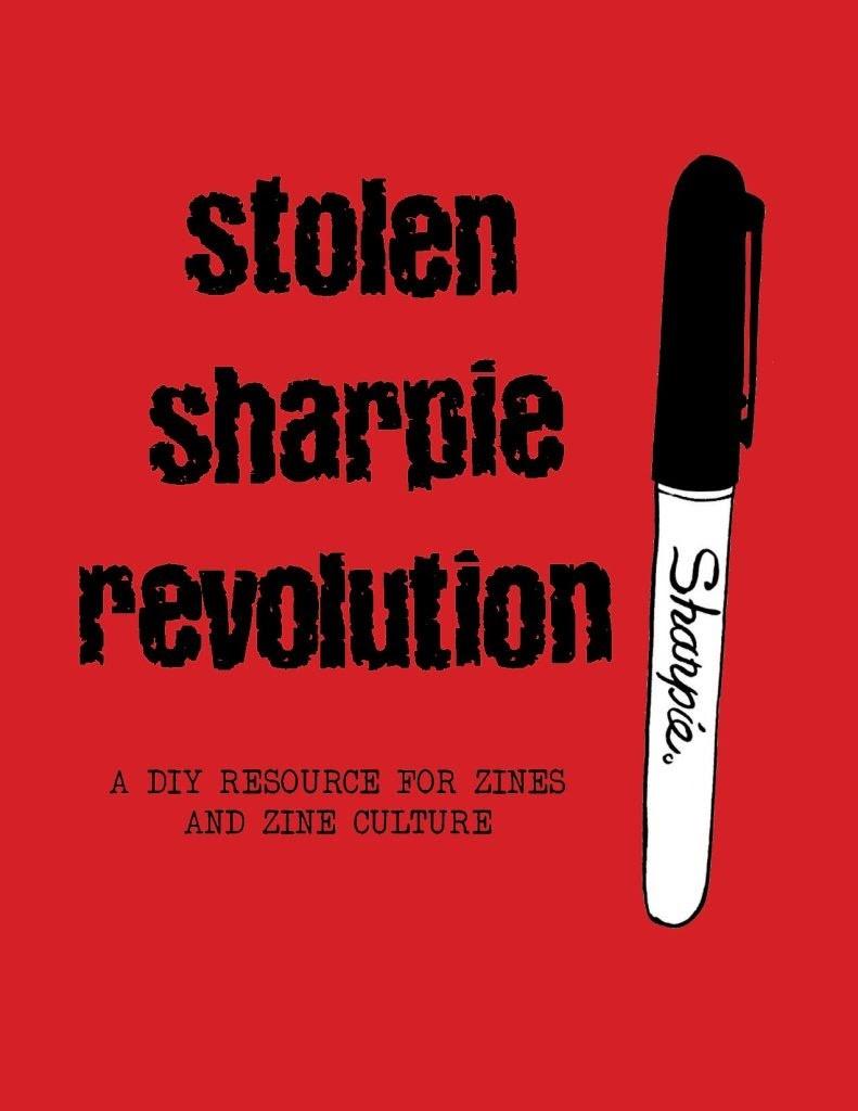 Stolen Sharpie Revolution by Alex Wrekk
