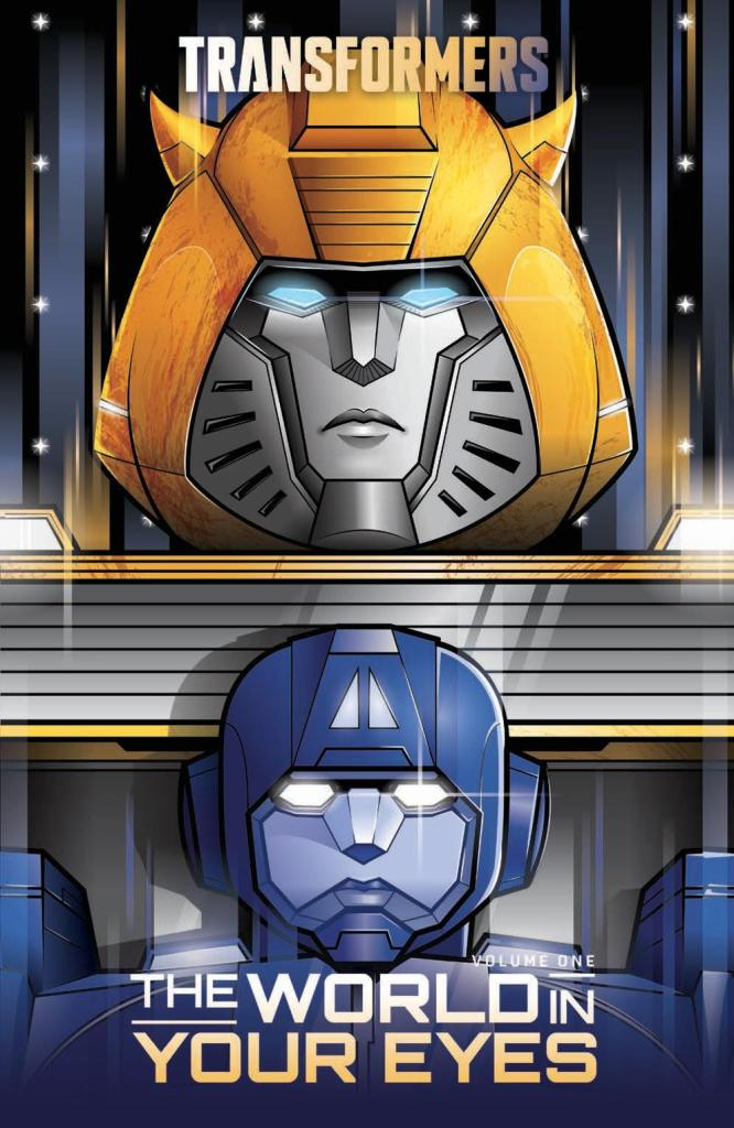 Transformers Vol. 1 World in Your Eyes