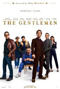 Guy Ritchie's The Gentlemen movie poster