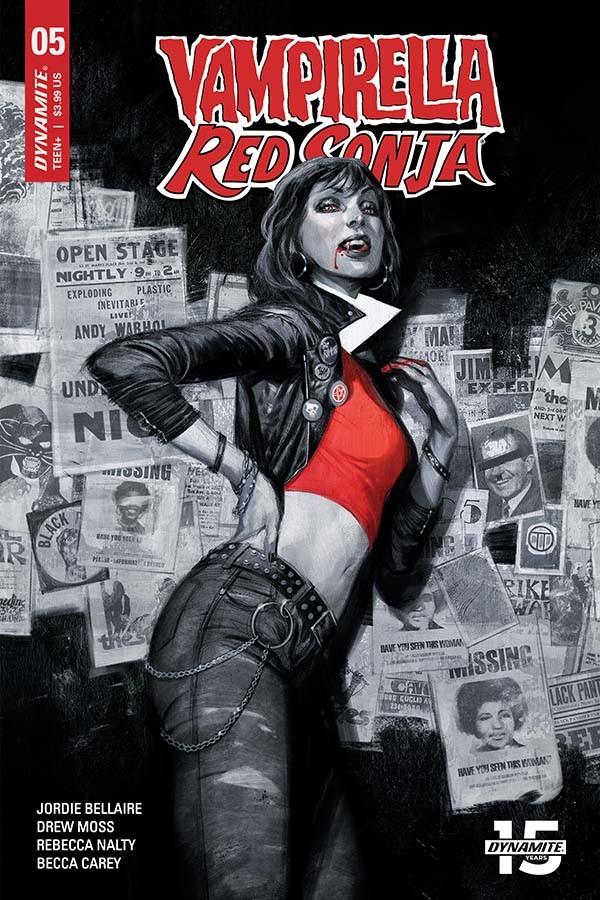 Vampirella/Red Sonja #5