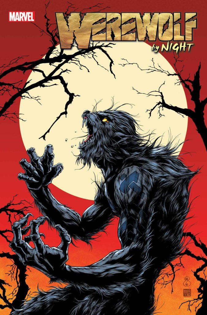 Werewolf by Night Takashi Okazaki variant cover