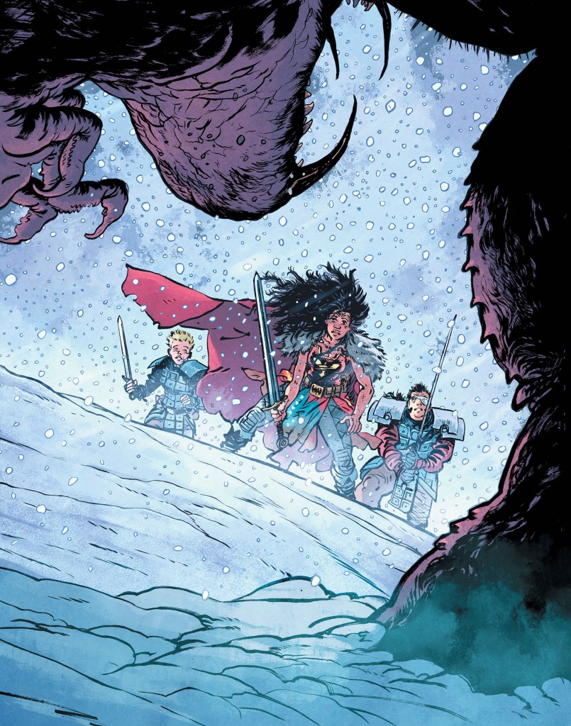 Wonder Woman: Dead Earth #2 (of 4)