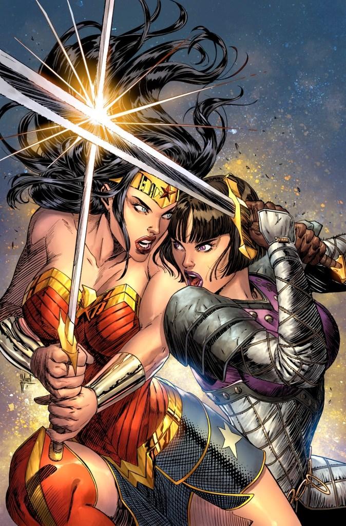 Wonder Woman #752