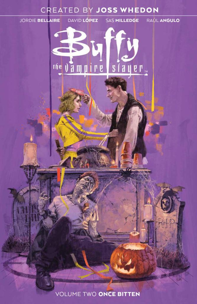 Buffy The Vampire Slayer Vol. 2 SC