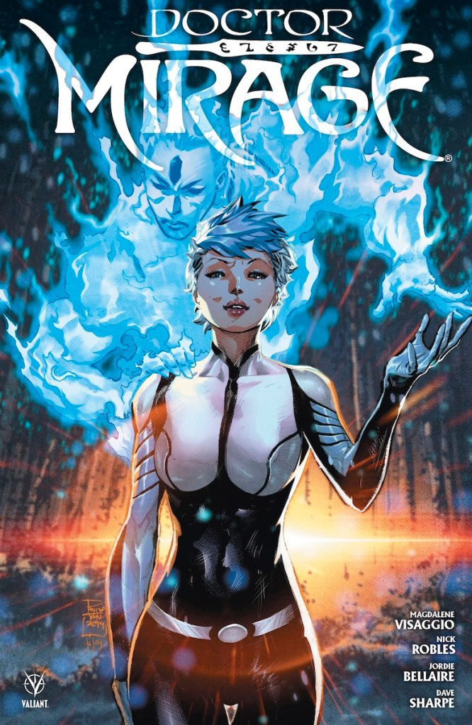 DOCTOR MIRAGE (TPB)