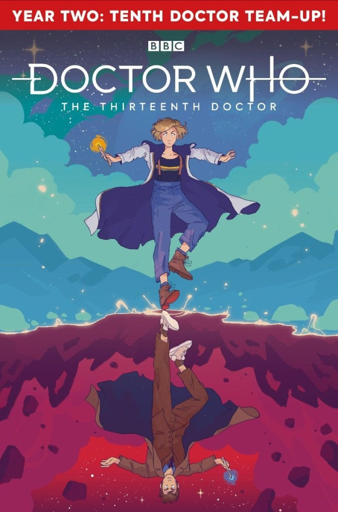 Doctor Who: The Thirteenth Doctor Year 2 #2