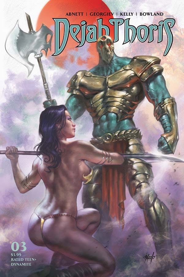 Dejah Thoris (Vol. 3) #3