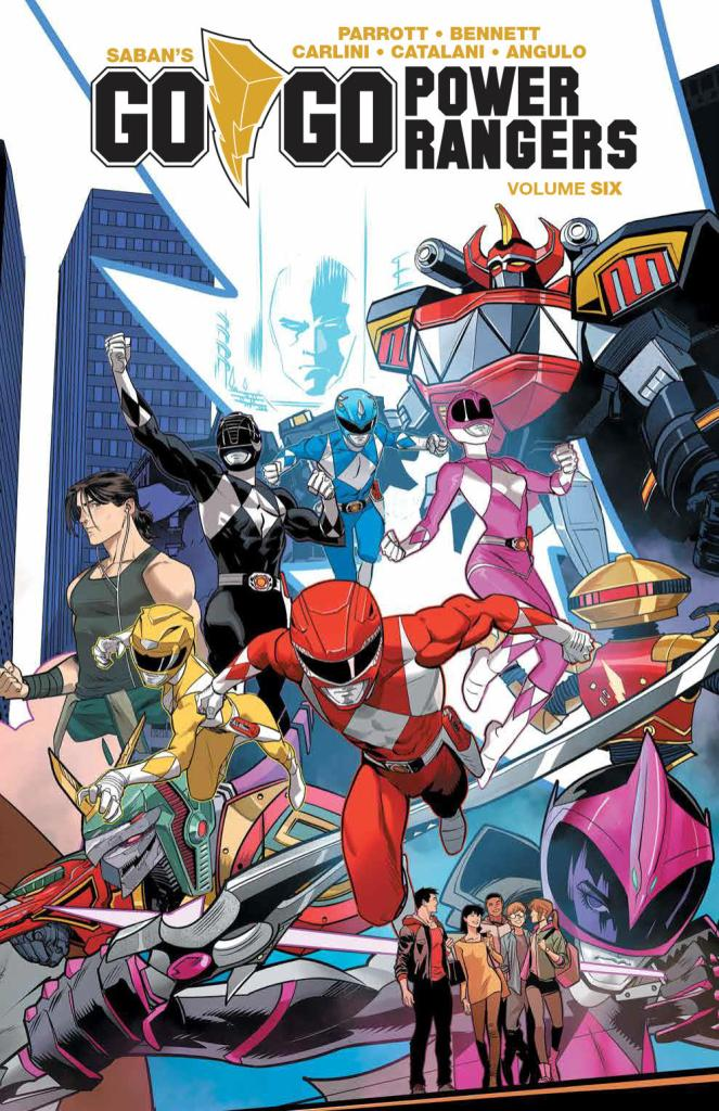 Saban's Go Go Power Rangers Vol. 6