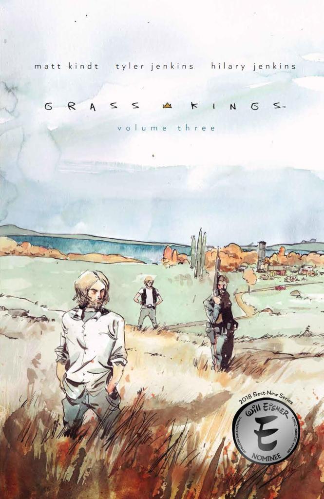 Grass Kings Vol. 3 SC