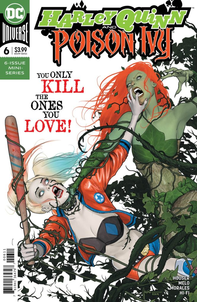 Harley Quinn and Poison Ivy #6 (of 6)