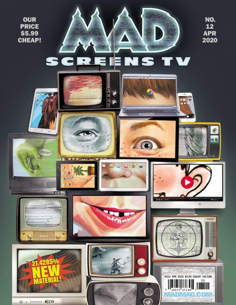 Mad Magazine #12