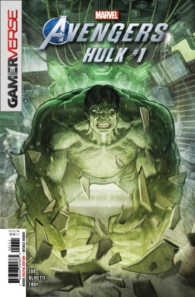 Marvel's Avengers: Hulk #1