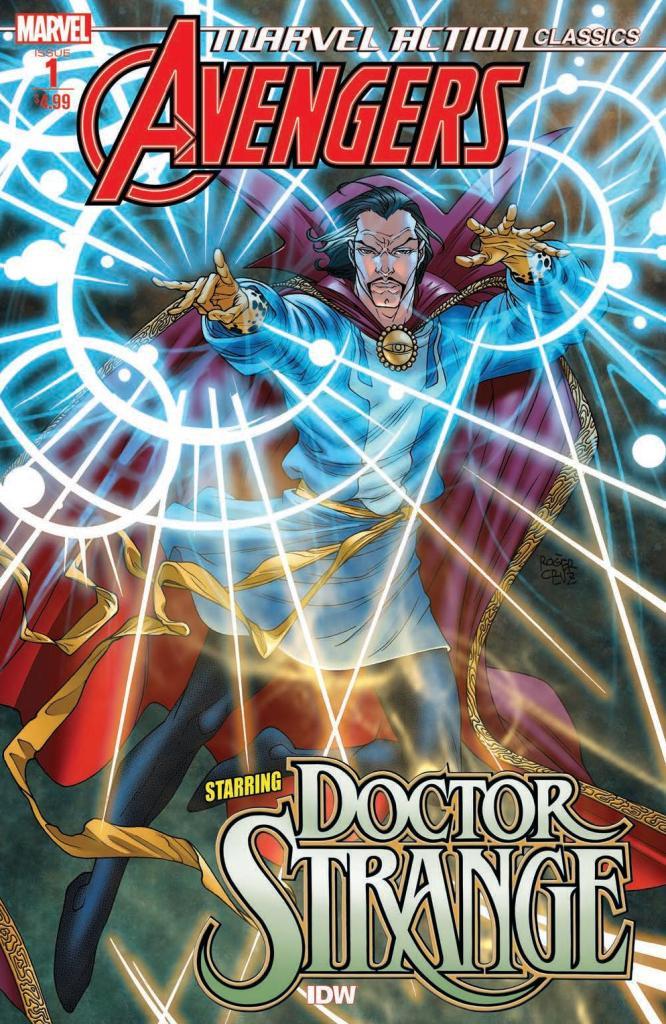 Marvel Action Classics: Avengers: Doctor Strange #1