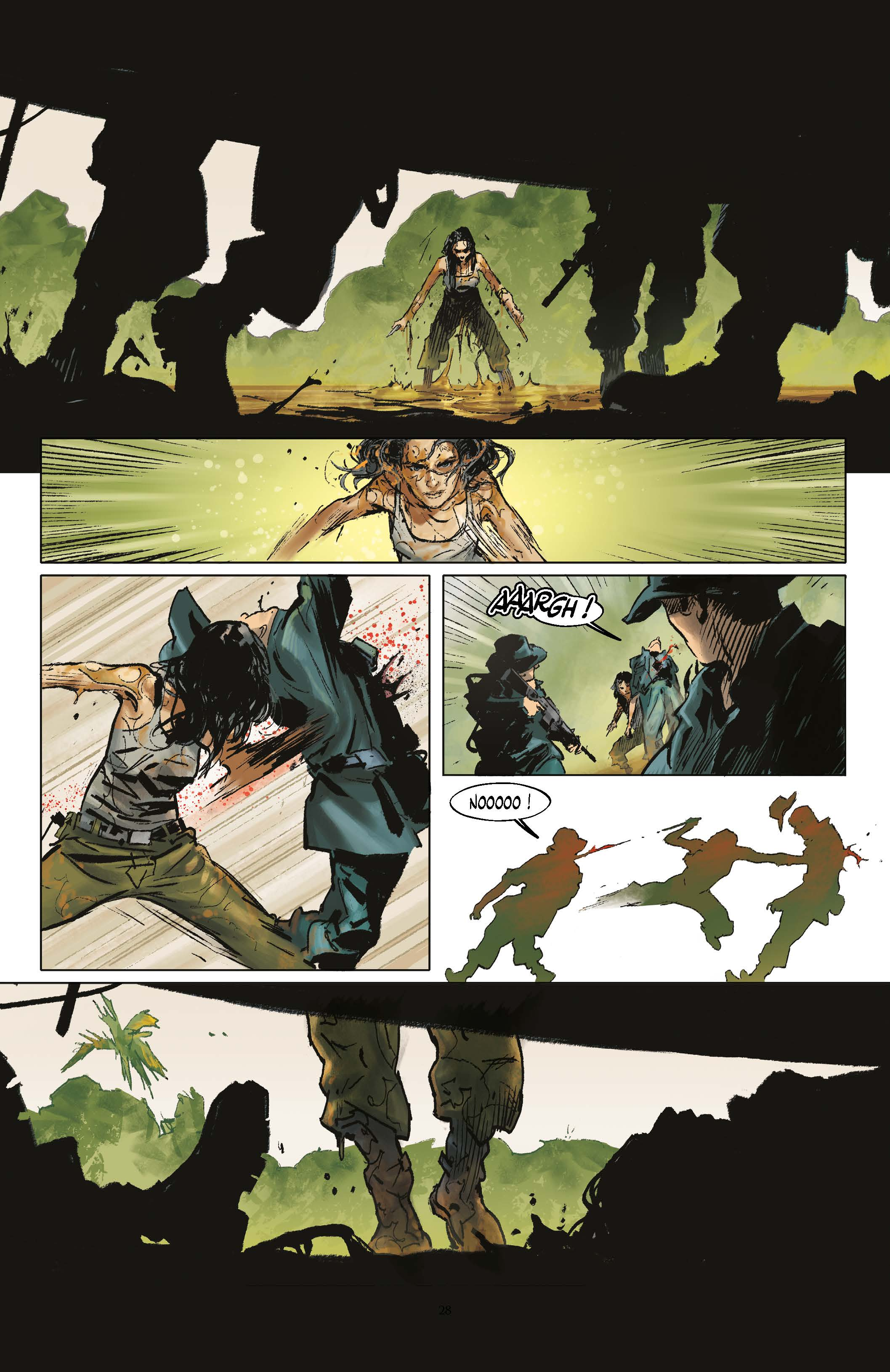 Preview Assassin S Creed Bloodstone Vol 1 Graphic Policy