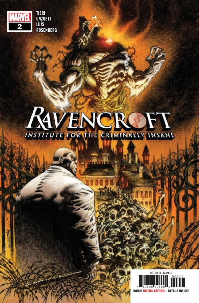 Ravencroft #2 (of 5)