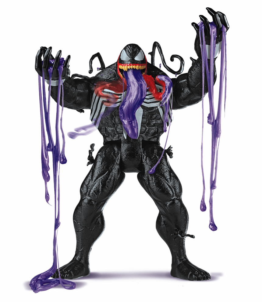 SPIDER-MAN MAXIMUM VENOM 12.5-INCH VENOM OOZE Figure