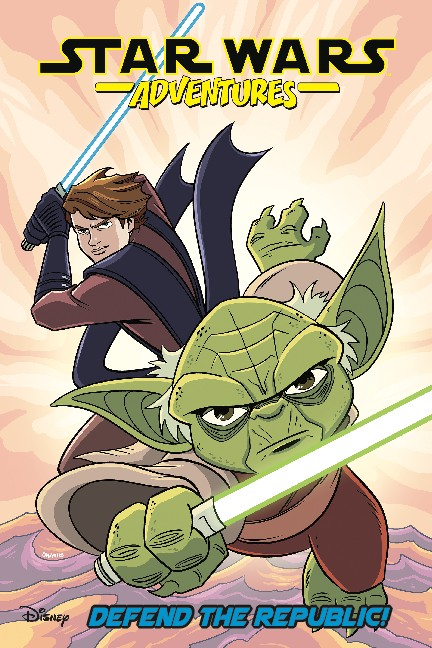 Star Wars Adventures Vol. 8 Defend the Republic