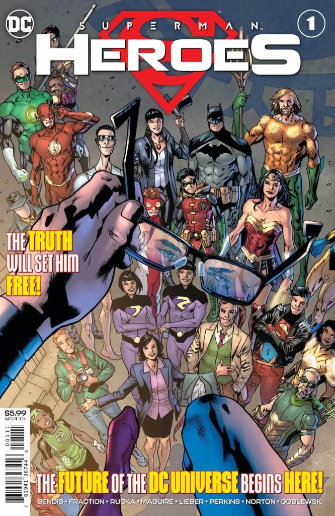 Superman: Heroes #1