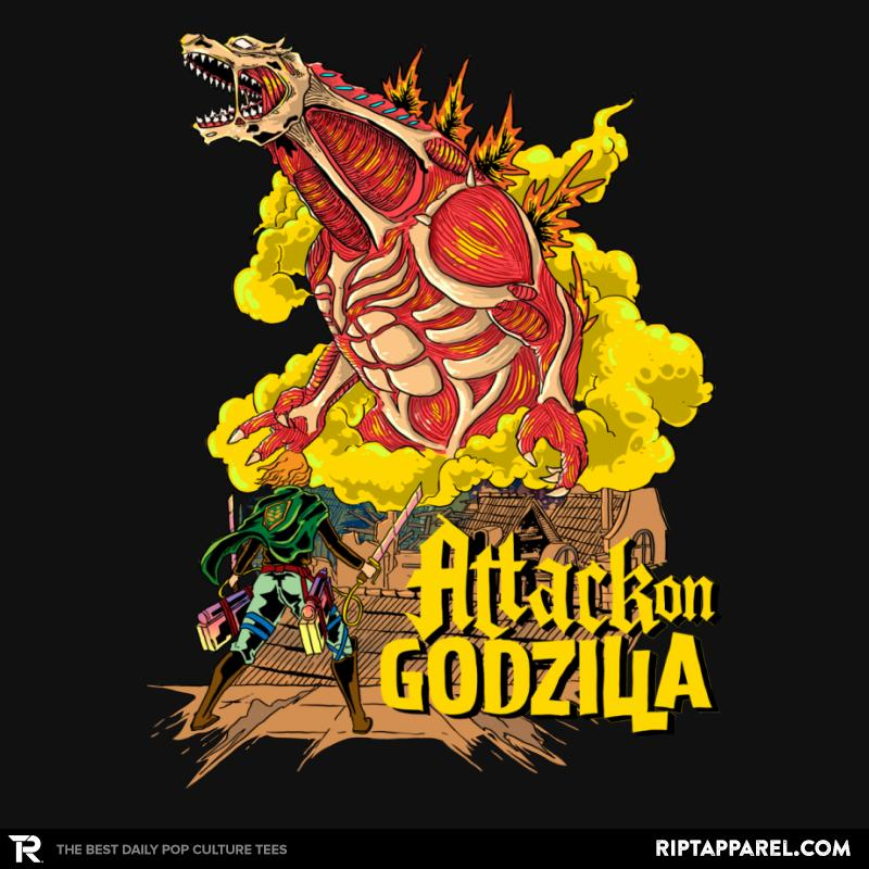 Attack on Godzilla