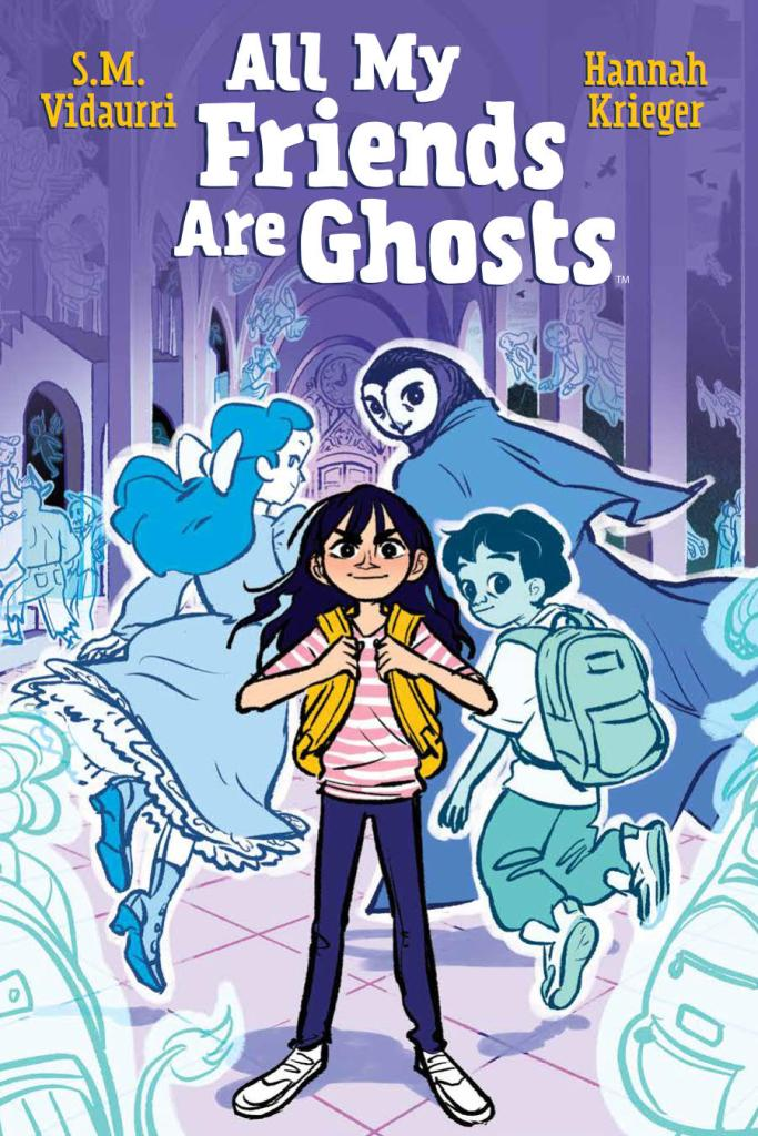 All My Friends Are Ghosts OGN SC