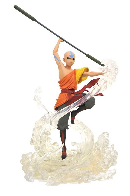 Avatar: The Last Airbender Gallery Aang PVC Diorama