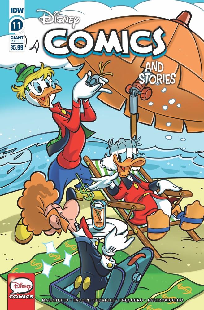 Disney Comics and Stories #11