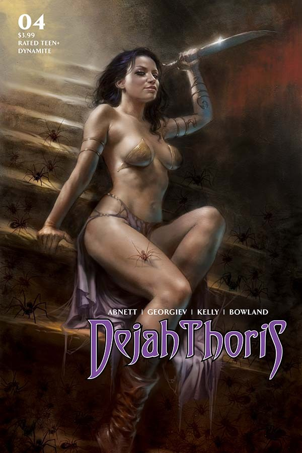 Dejah Thoris (Vol. 3) #4