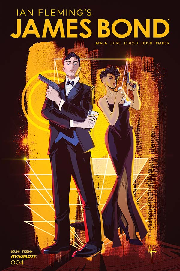 James Bond (2020) #4