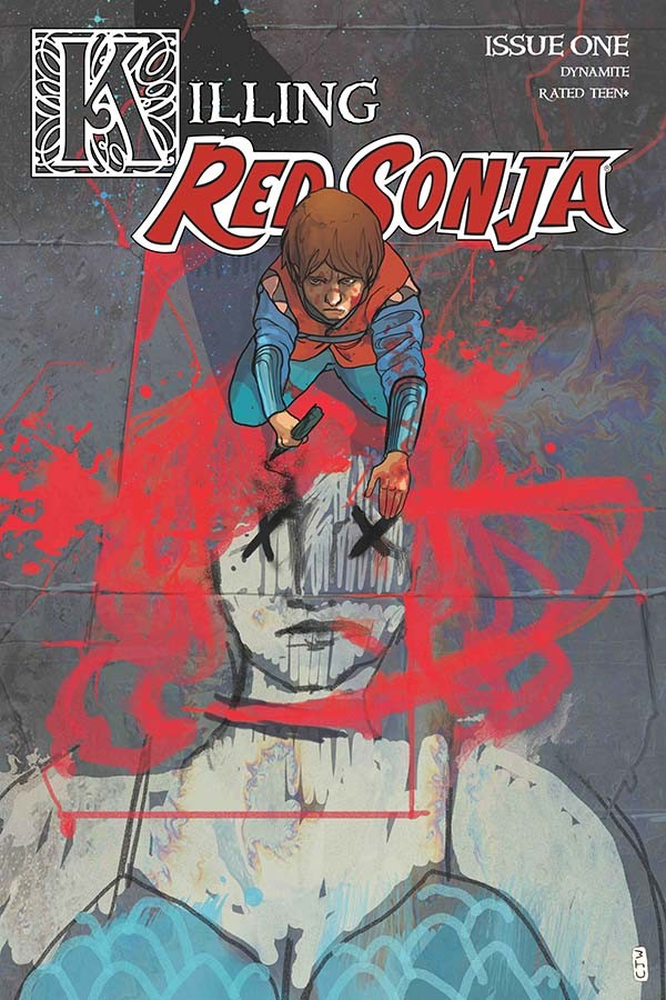 Killing Red Sonja #1