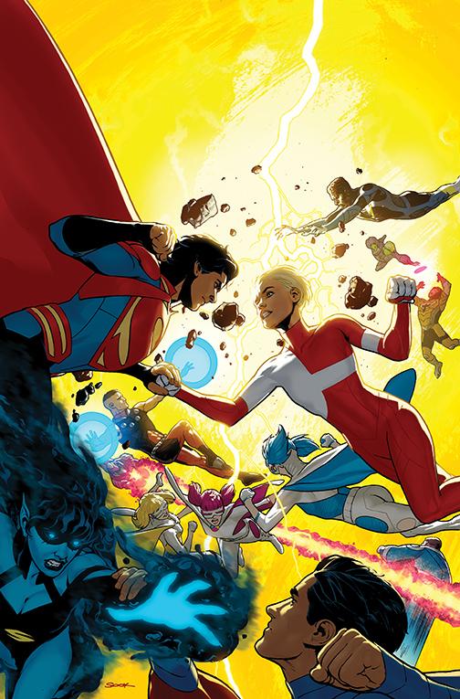 Legion of Super-Heroes #8