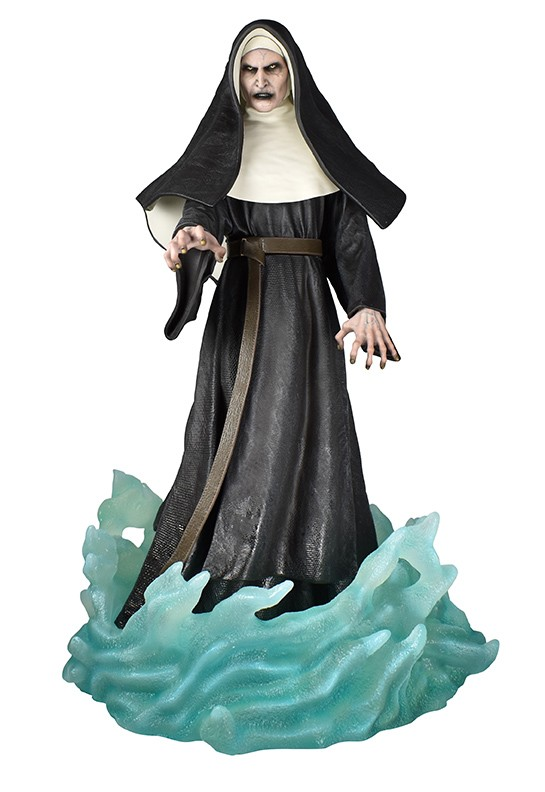 Horror Gallery Nun PVC Diorama