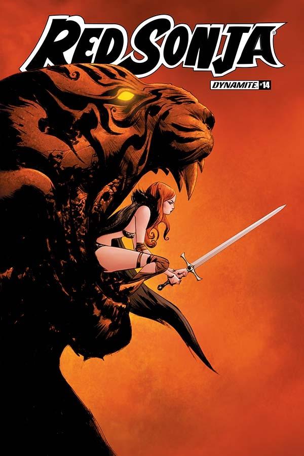 Red Sonja (Vol. 5) #14