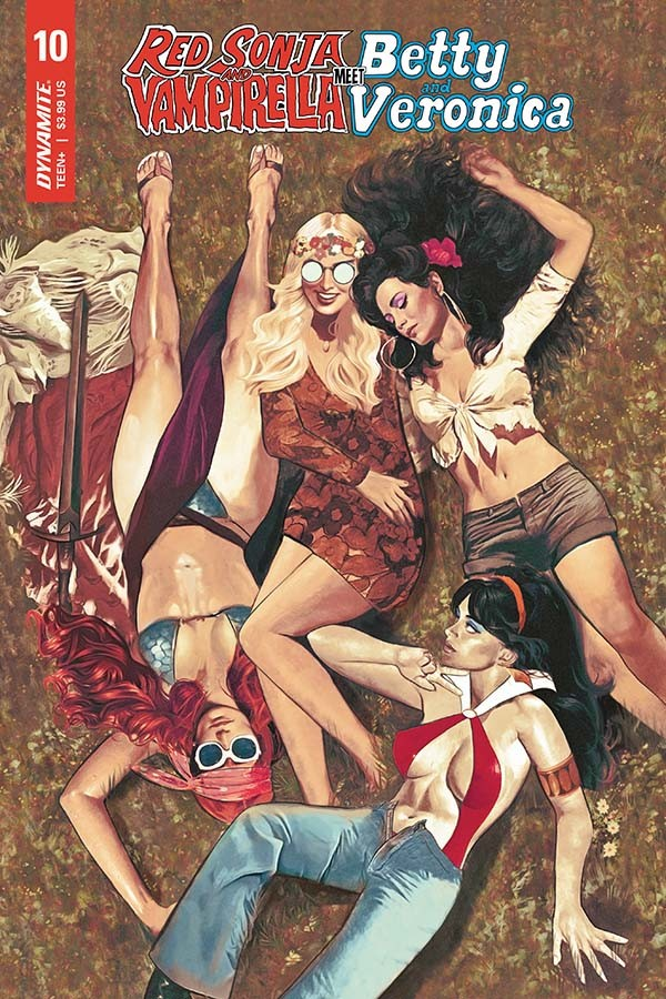 Red Sonja & Vampirella Meet Betty & Veronica #10