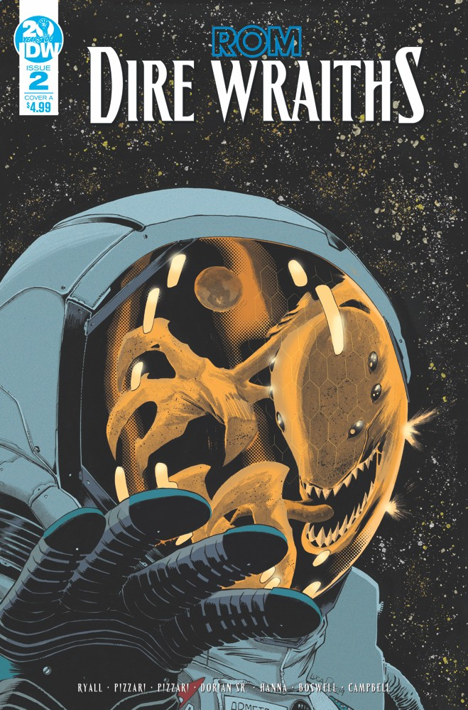 Rom: Dire Wraiths #2 (of 3)