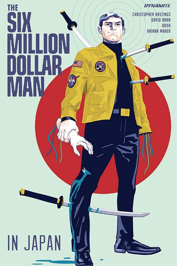 Six Million Dollar Man TP