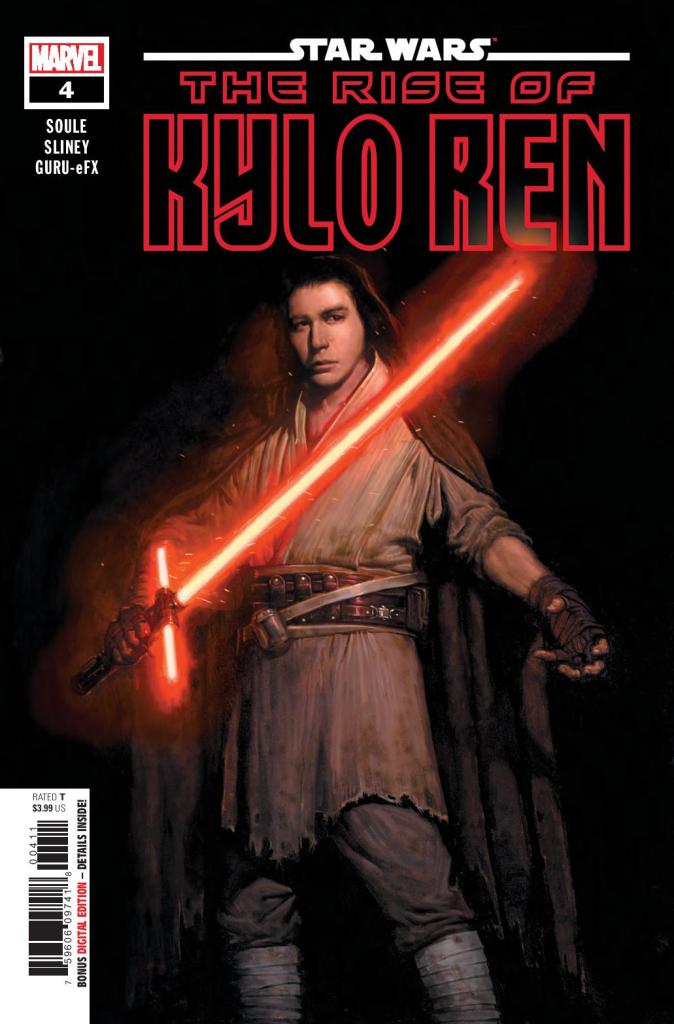 Star Wars: The Rise of Kylo Ren #4 (of 4)